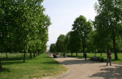 Parks in Kensington - Kensington Gardens