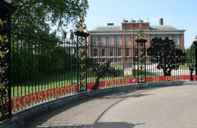 Museums in Kensington - Kensington Palace