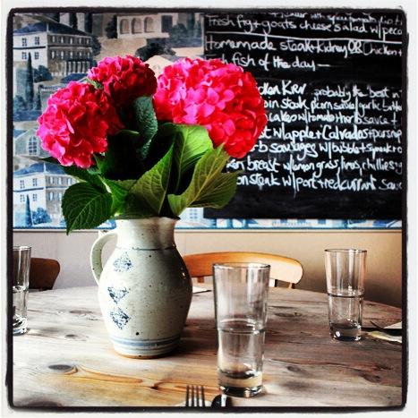 Restaurants in Kensington - Ffiona's