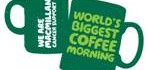 Take part in the World's Biggest Coffee Morning