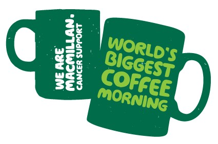 Take Part In The Worlds Biggest Coffee Morning