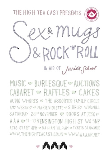 Sex & Mugs & Rock 'n' Roll