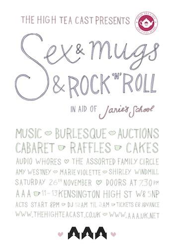 Sex & Mugs & Rock 'n' Roll