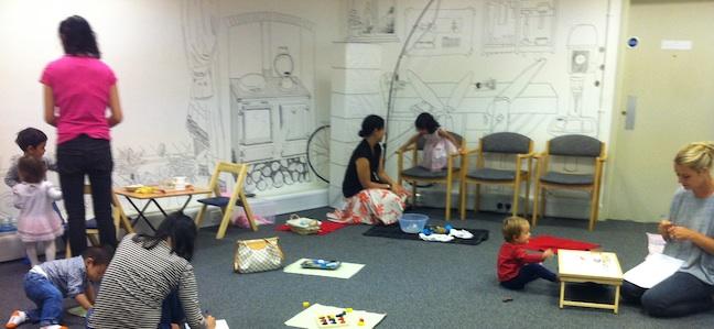 Childrenworking Playgroup