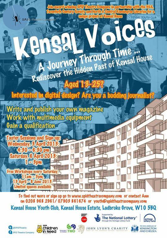 Kensal Voices