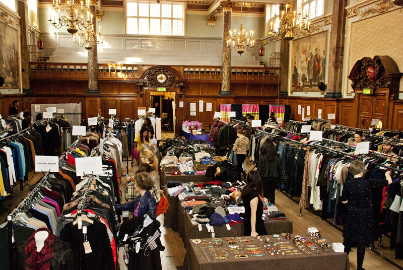 Designer Sales Uk At Chelsea Old Town Hall 26th 28th