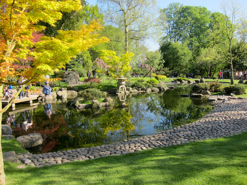 Kyoto Garden in Holland Park