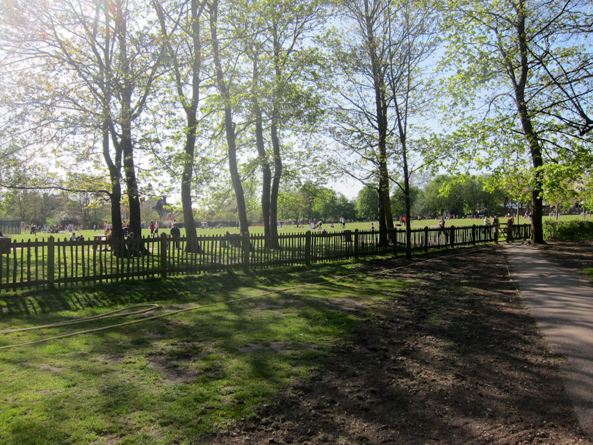 Holland Park Sports Field
