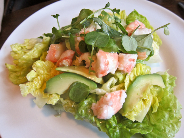 The Windsor Castle Kensington - Prawn and avocado