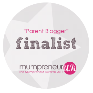 Mumpreneur Parent Blogger