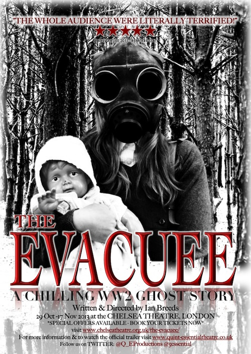 The Evacuee at The Chelsea Theatre