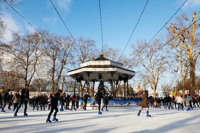 Hyde Park Winter Wonderland 2013