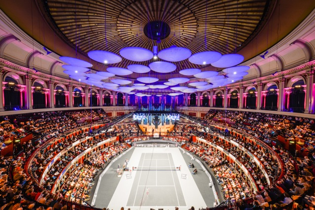 The Grand Opening of the Statoil Tennis Masters