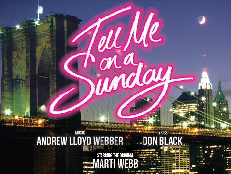 St James Theatre - Tell Me On A Sunday