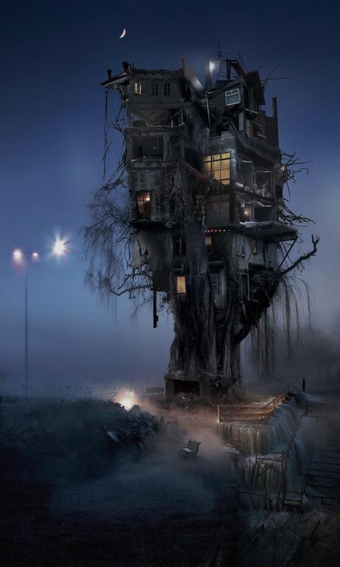 Parallax Art Fair - The House Of This Evening - Barbara Nati