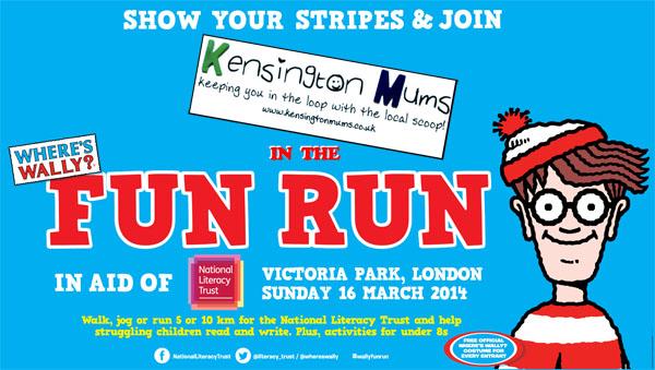 Kensington Mums' Events - Fun Run