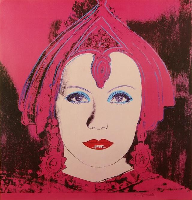 Olympia Art & Antiques 2014 - Warhol