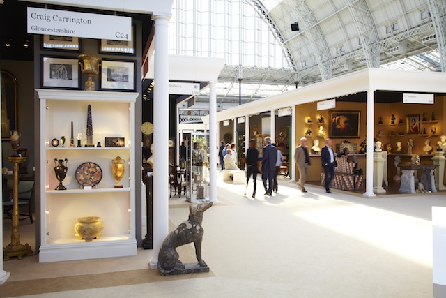 Olympia International Art & Antiques Fair 2014
