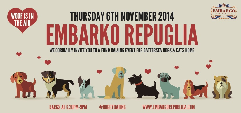 Doggy Dating at Embargo Republica