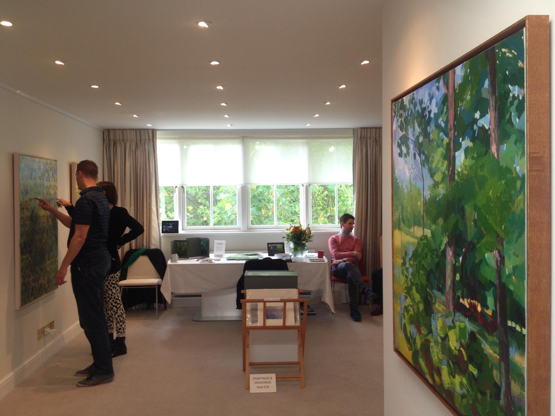 Kensington & Fulham Open Studios - Leigh Glover