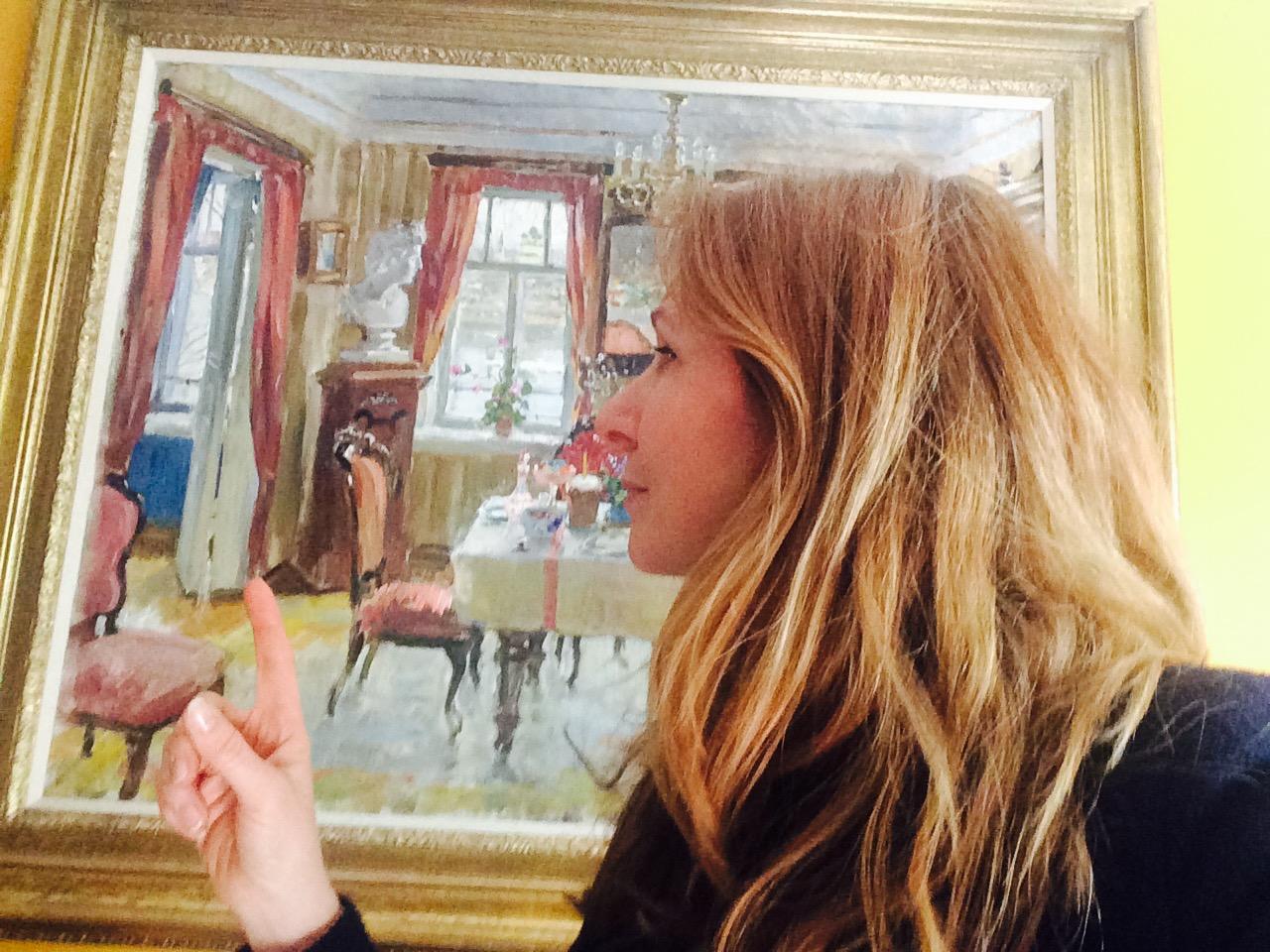 Art History Courses in Chelsea - Mariska Beekenkamp-Wladimiroff