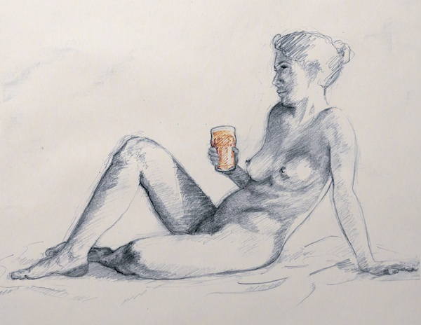 Life Drawing Classes in Chelsea